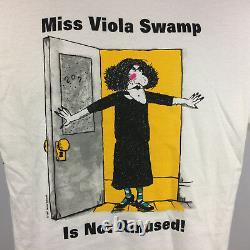 Rare Vintage 90s Miss Viola Swamp Houghton Mifflin Teacher Kids Book English L