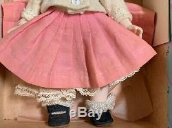 Rare Vintage Madame Alexanderkins Doll WENDY Loves Her Cardigan #467 Box Book