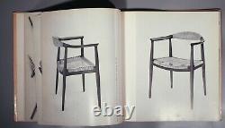 Rare book Ditzel Nanna Danske Stole / Danish Chairs Finn Juhl Hans Wegner 1954