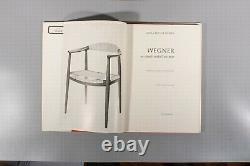 Rare book Wegner En Dansk Møbelkunstner Hans Wegner furniture 1965