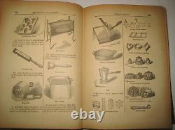 Rarevictorian Cookbook Housekeeper Medical Herbal Recipe Perfume Soap 200 Pict
