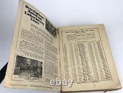 SEARS ROEBUCK 1920 CATALOG Antique 1500 PAGES! Toys Fashion Guns Tools Ford RARE