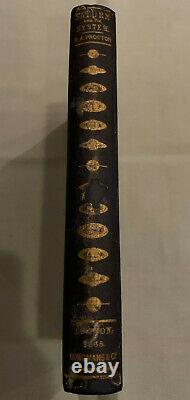 Saturn And Its System 1865 Richard A Proctor 1st Edition HC Antique Book RARE