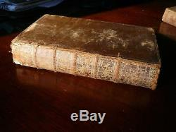 Shakespeare Rowe Tonson Antique rare original covers 1st/1st Vol V. Printed 1735