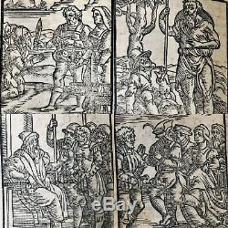 The Poetry Of Teofilo Folengo 1613 Antique Book Rare Old Poetry Epic Story