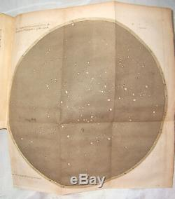 The wonders of the Telescope Heavens 1805 Phillips Antique Astronomy Rare