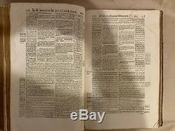Ultra rare book 1612 antique Justinian Code complete law codex