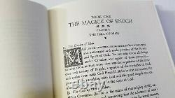 VERY RARE 1984 1st. Ed, THE ENOCHIAN EVOCATION OF DR. JOHN DEE Occult Grimoire