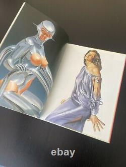 Very Rare Vintage HAJIME SORAYAMA Pin-Up Book with Poster