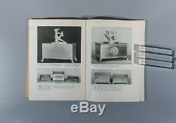 Very rare Svenskt Tenn 1931 pewter catalogue Swedish Grace Fougstedt