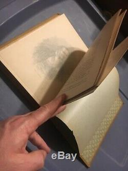 Vintage Antique Book WHAT DARWIN SAW 1879 Illustrated 1st Or Early Edition Rare