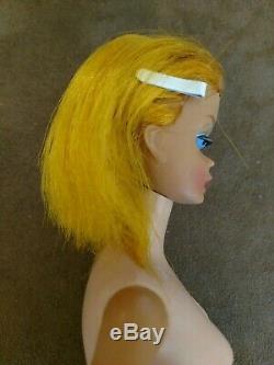 Vintage Barbie Doll Color Magic High Color! Rare & Hard To Find! + Orig Book