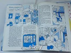 Vintage Polly Pocket Annual 1994 Book Ultra rare By Bluebird toys