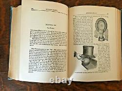 Vintage RARE Old Antique Modern Magic Art of Conjuring Trick Witch Book Hoffmann