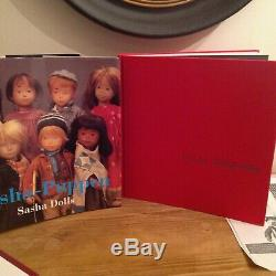 Vintage Sasha Doll Puppen Morgenthaler Paraphernalia Books, Photos, Brochures RARE