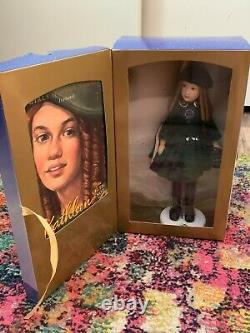 Vintage collector's Girls of Many Lands Doll Kathleen RARE with Book
