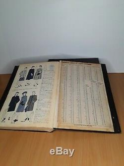 Vogue 1942 Shop/Store Counter Pattern Book Great for Study RARE