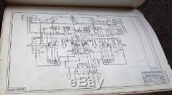 Western Electric / Westrex Bible Rare Circuit Diagrams Antique Book Service