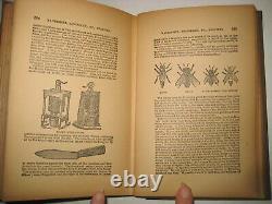 X Rare 3,000 Receipts 4 Town Recipes Cookbook Farm Medical Gunsmith Wine Beer